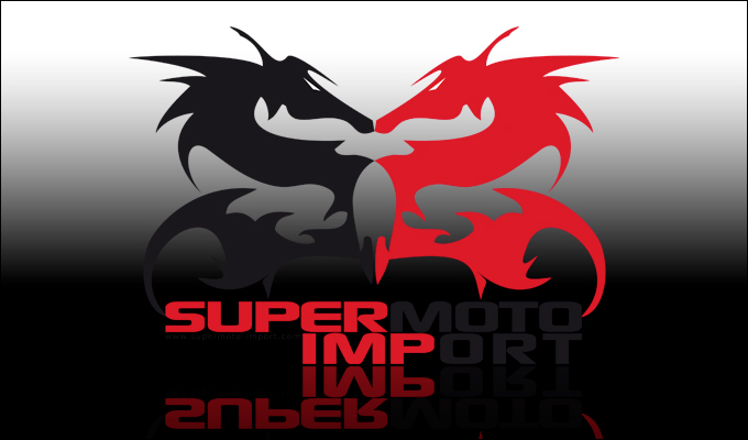 Logo supermoto import